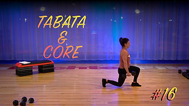 Tabata & Core - 16