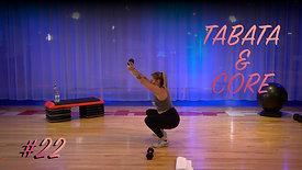 Tabata & Core - 22