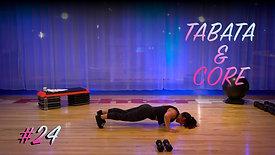 Tabata & Core - 24