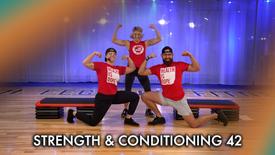 Strength & Conditioning 42 Relative Strength