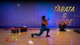 Tabata & Core - 29