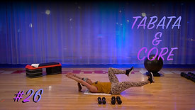 Tabata & Core - 26