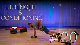 Strength & Conditioning - 20