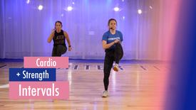 Cardio + Strength Intervals