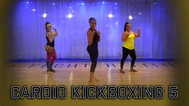 Cardio Kickboxing 5