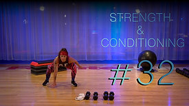 Strength & Conditioning - 32