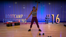 Bootcamp Conditioning - 16