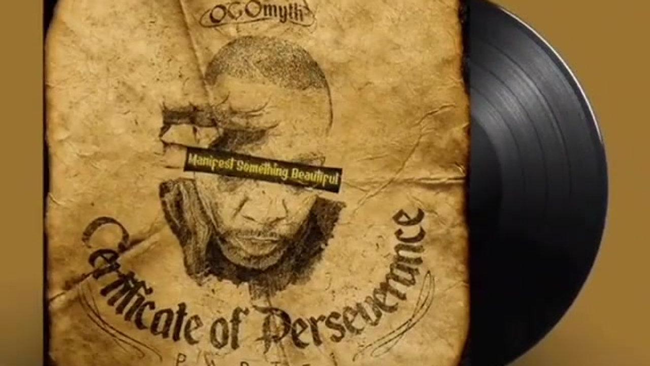 Certificate of Perseverance