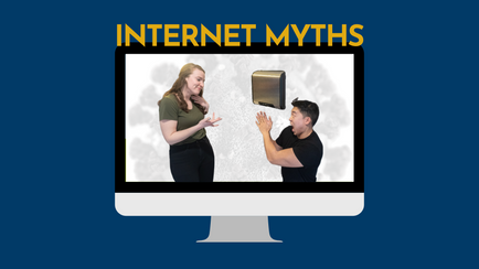 Internet Myths