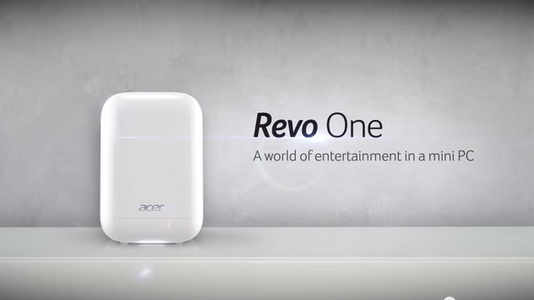 Acer Revo One – A world of entertainment in a mini PC