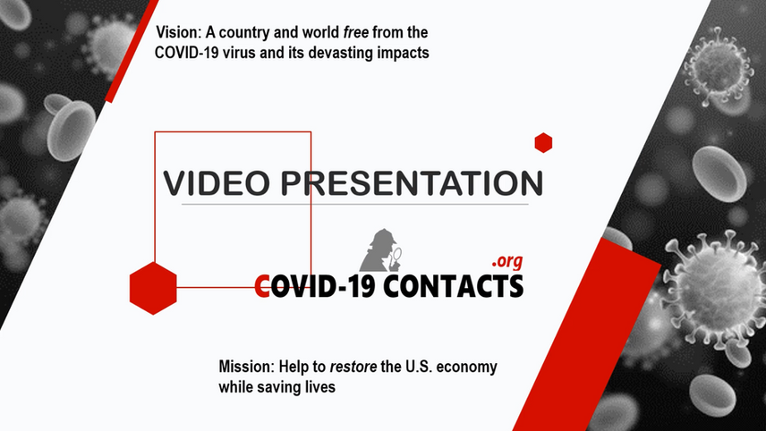 CV-19.org - Video Presentation