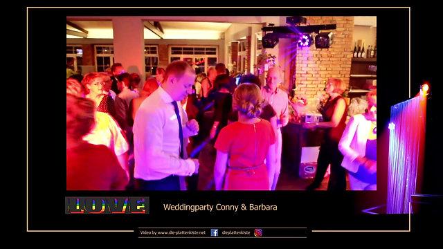 Wedding Conny und Barbara