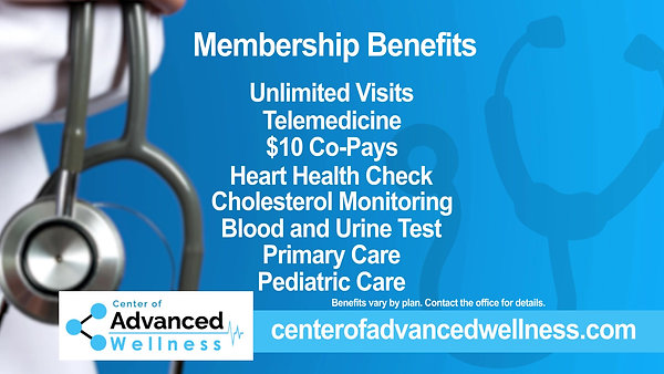CAW Clinic Membership