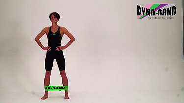 Lower body standing sequence