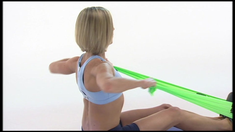 Dyna-Band - The Total Body Workout