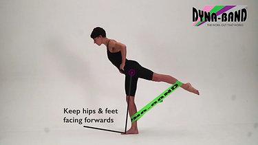 Back leg raises