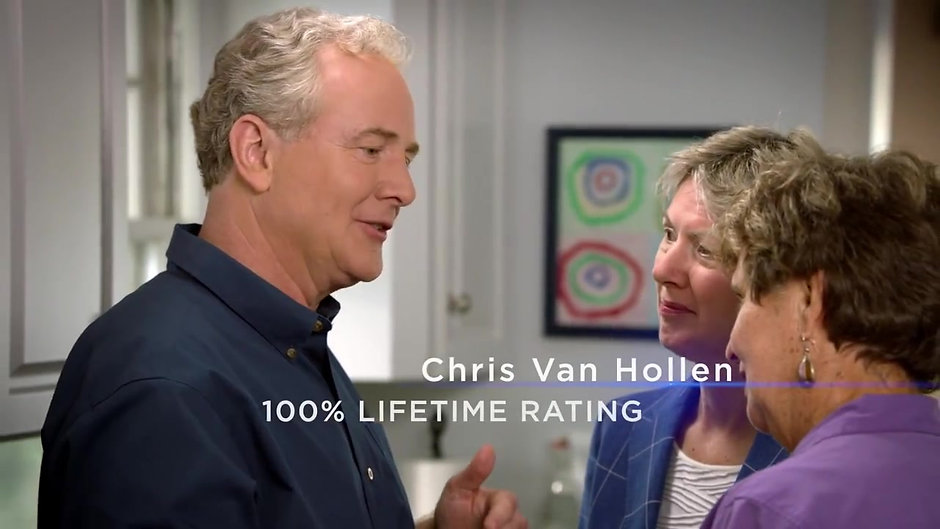 Chris Van Hollen - A Champion for Women and Families [720p]