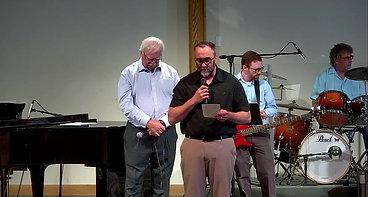 Sunday Service 5-30-21