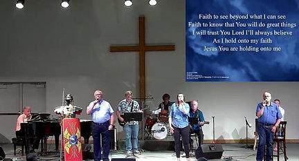 Sunday Service 7-11-21