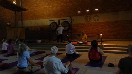 Yoga Nidra,Gong&Klang 2018
