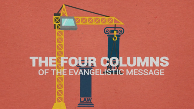 Four Columns of the Gospel Message
