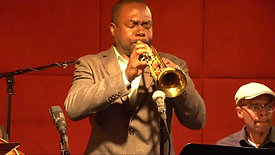 Nabaté Isles with his Eclectic Excursions Ensemble at the Jazz Standard