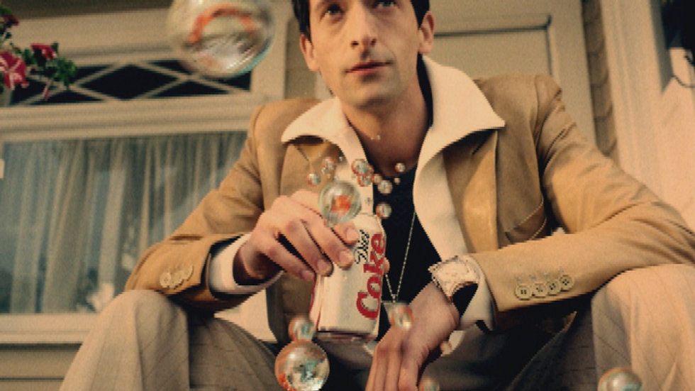 Bounce - Diet Coke commercial
