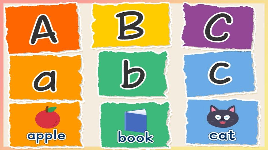 字母代表字動畫