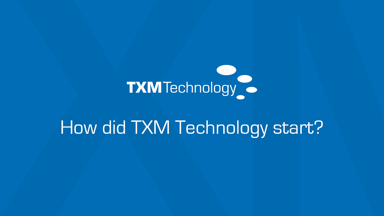 How did TXM Technology Start?