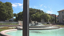 UT Fountain