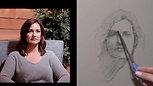 Portrait Drawing with Liz Harris