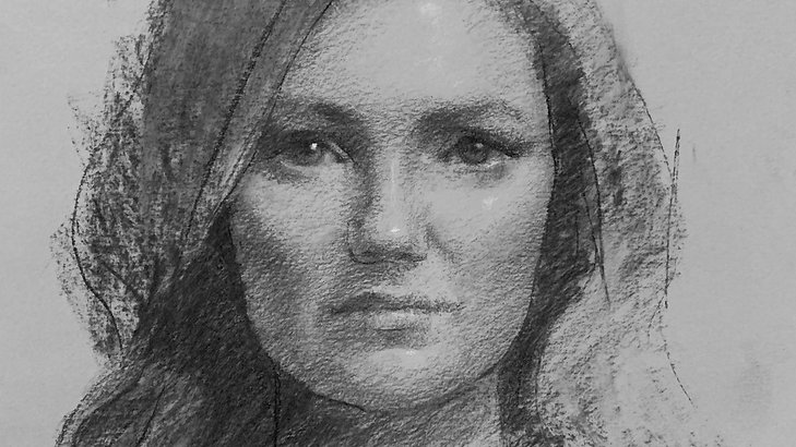 Portrait Drawing with Liz Harris
