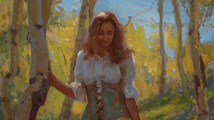 Painting Outdoor Figure with Michael Malm