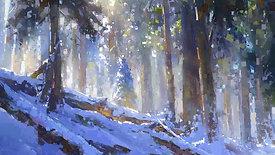 Winter's Calling by Tiffanie Mang