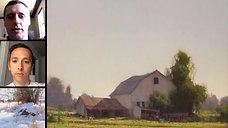 Josh Clare: Oil x Digital Painting