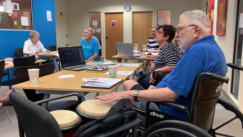 Online Aphasia Group