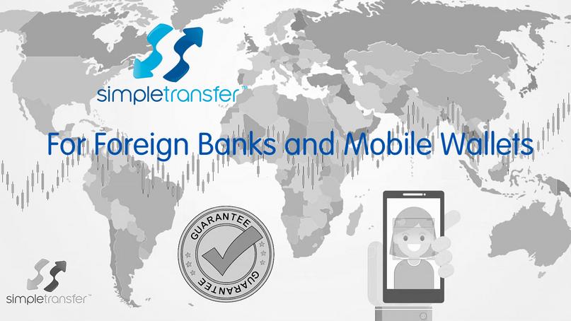 Control Remittance: For International Banks & Mobile Wallets