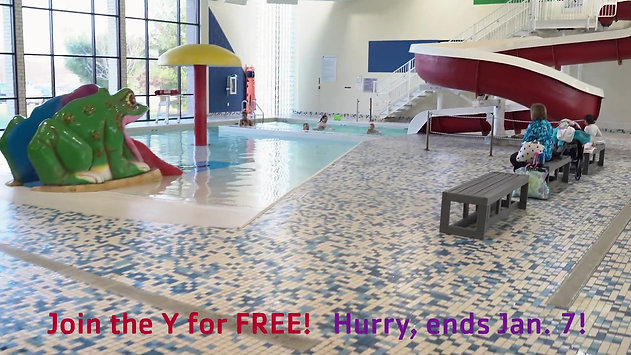 Join for Free - YMCA