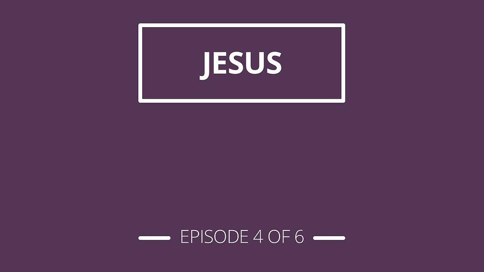 4. Jesus - Christian Stuff Series
