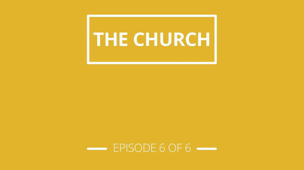 6. Church - Christian Stuff Series