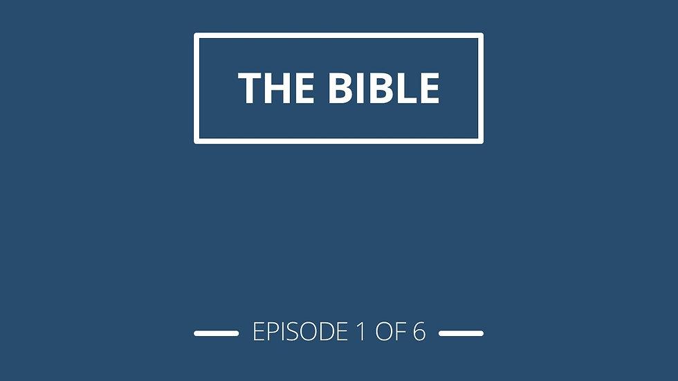 1. The Bible - Christian Stuff Series