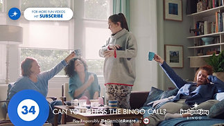 Jackpot Joy Bingo Commercial Round Two