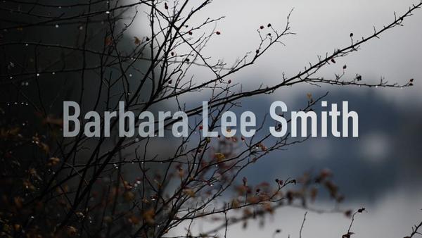 Barbara Lee Smith 2016