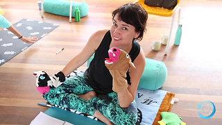 Be an Inspired Kids Yoga Teacher