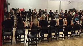 Todrick Hall 4Beyonce Rehearsal