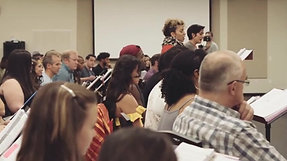 Prince of Egypt Rehearsal Sizzle Snippet