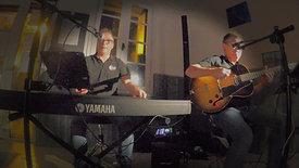 scoop Scoop en concert au bar le Griffe à Aigues-Vives février 2020