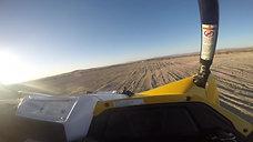 YXZ1000R 初テストライド in Barstow CA 2016
