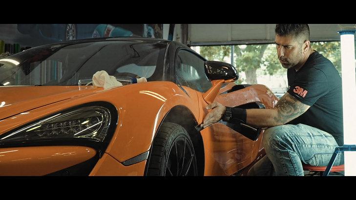 McLaren_LT600 BEGE Design