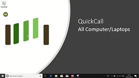 QuickCall Website Demo